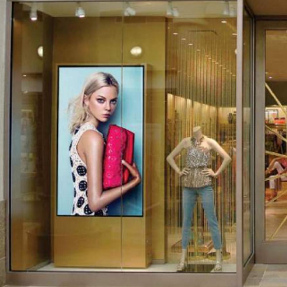Hi-Bright Digital Screen Display