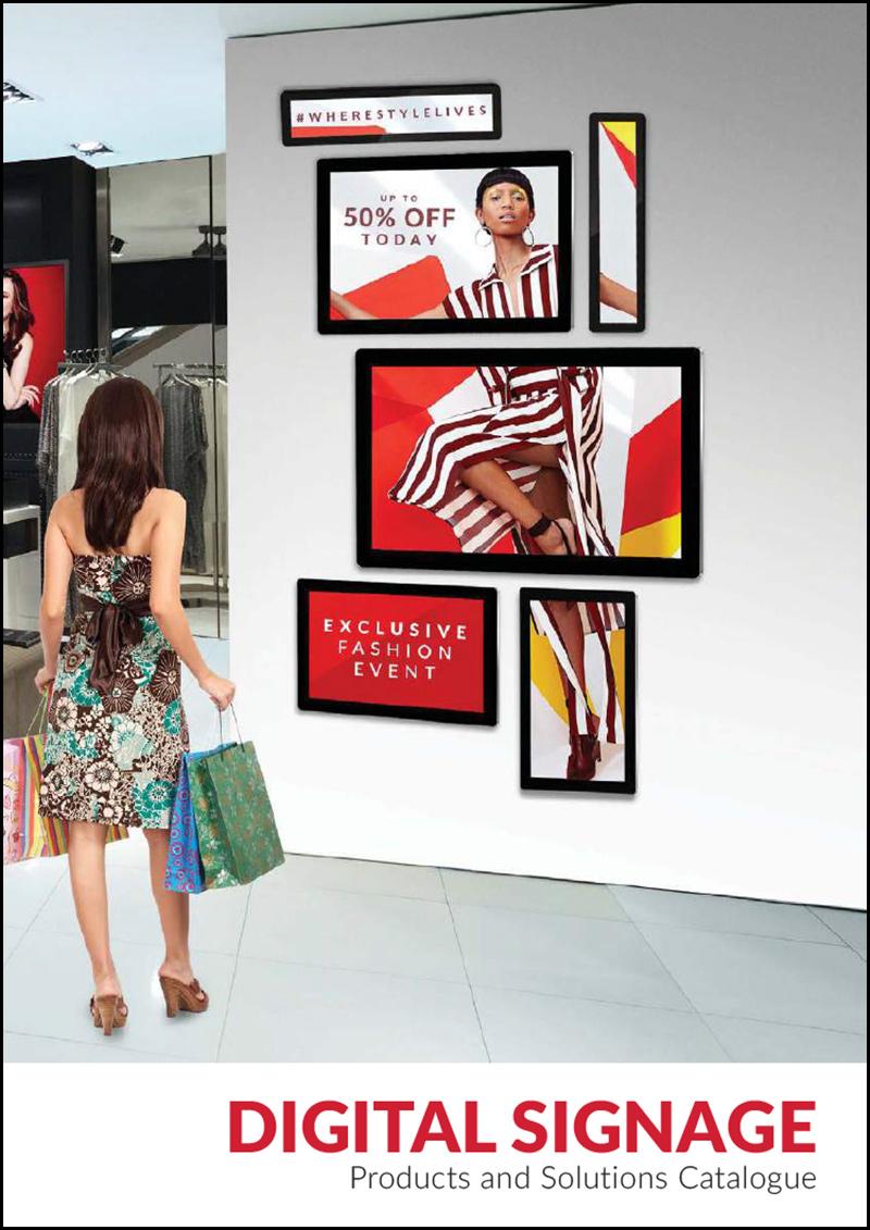 Digital Signage & Screen Advertisement Solutions