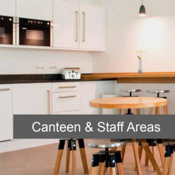 Canteen & Lockers