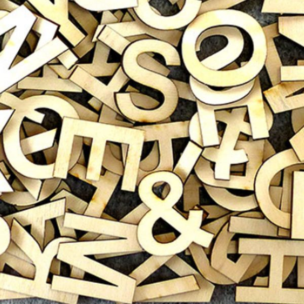 CNC Cut Lettering & Logos